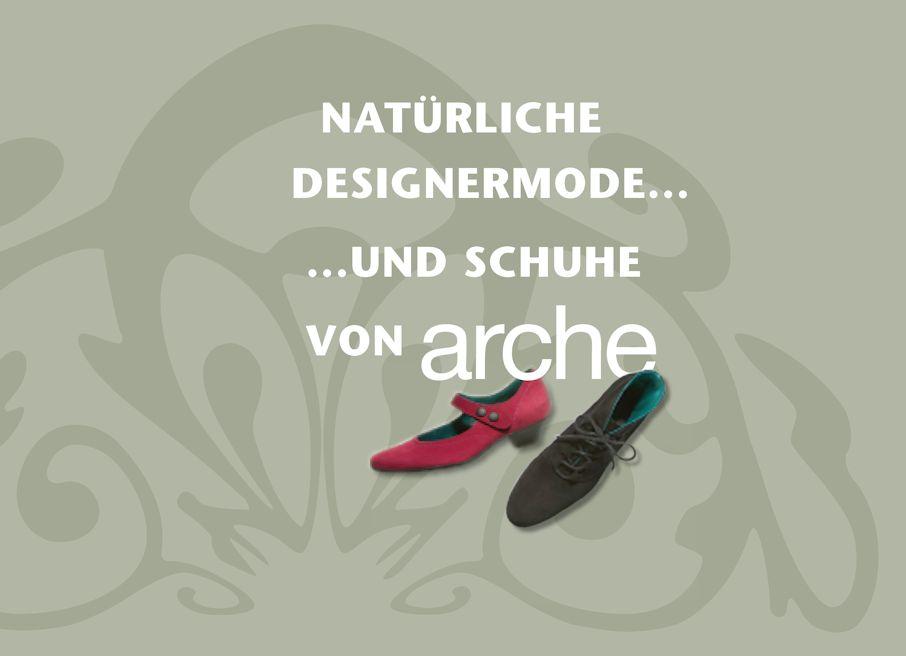 Natürliche Designermode und Schuhe von ARCHE